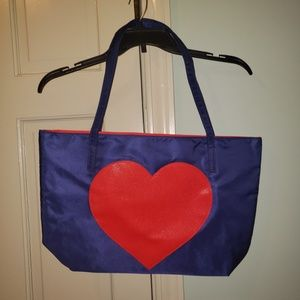 New Avon Heart tote medium size